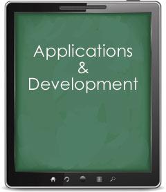 Application Development Tablet