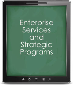 Enterprise Services Tablet