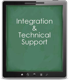 Integration/Technical Support Tablet