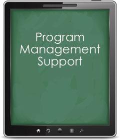 Program Management Support Tablet