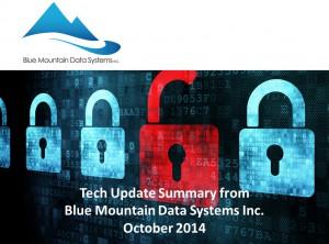 Tech-Update-Summary-October-2014