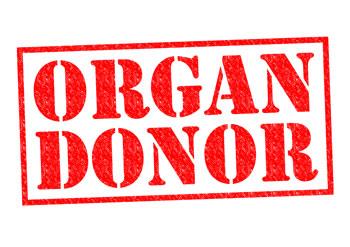 Organ Donor Sign