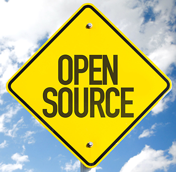 open source sign