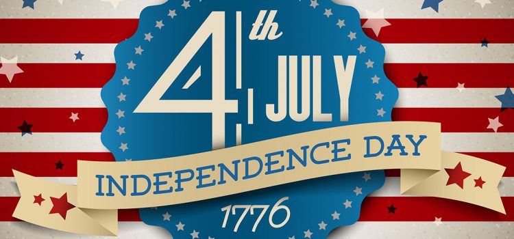 Independence Day – July 4, 2017