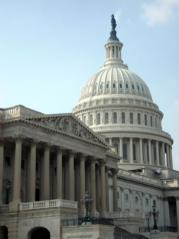 Photo of U.S. Capitol Building